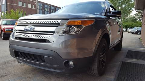 2011 Ford Explorer for sale at Samuel's Auto Sales in Indianapolis IN