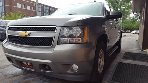 2009 Chevrolet Suburban for sale at Samuel's Auto Sales in Indianapolis IN