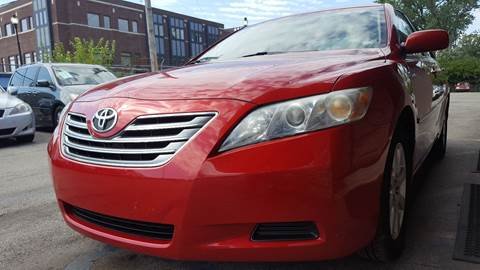2007 Toyota Camry Hybrid for sale at Samuel's Auto Sales in Indianapolis IN