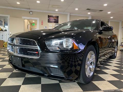 2013 Dodge Charger for sale at Samuel's Auto Sales in Indianapolis IN