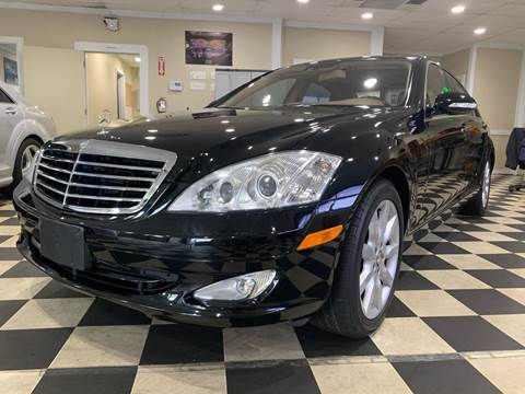 2008 Mercedes-Benz S-Class for sale at Samuel's Auto Sales in Indianapolis IN