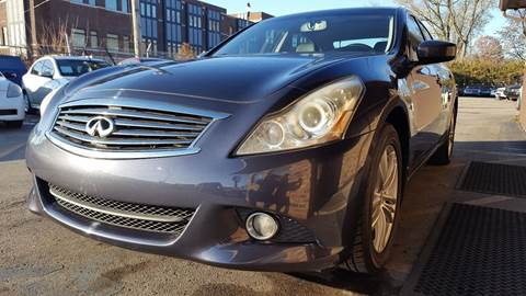 2011 Infiniti G37 Sedan for sale at Samuel's Auto Sales in Indianapolis IN