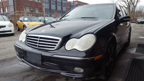 2006 Mercedes-Benz C-Class for sale at Samuel's Auto Sales in Indianapolis IN