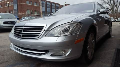 2007 Mercedes-Benz S-Class for sale at Samuel's Auto Sales in Indianapolis IN