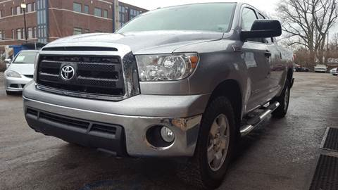 2011 Toyota Tundra for sale at Samuel's Auto Sales in Indianapolis IN