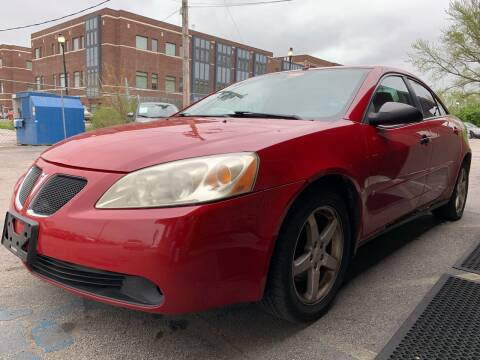 2007 Pontiac G6 for sale at Samuel's Auto Sales in Indianapolis IN