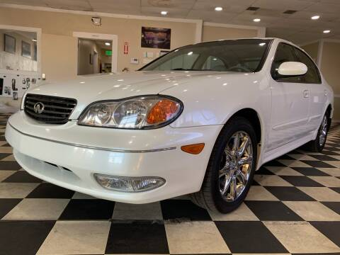 2002 Infiniti I35 for sale at Samuel's Auto Sales in Indianapolis IN