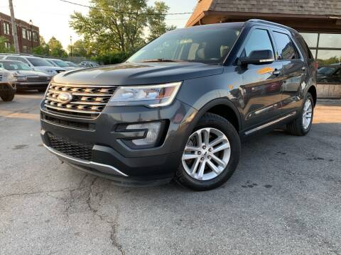 2017 Ford Explorer for sale at Samuel's Auto Sales in Indianapolis IN
