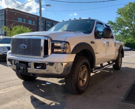 2007 Ford F-250 Super Duty for sale at Samuel's Auto Sales in Indianapolis IN