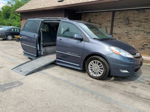 2007 Toyota Sienna for sale at Samuel's Auto Sales in Indianapolis IN