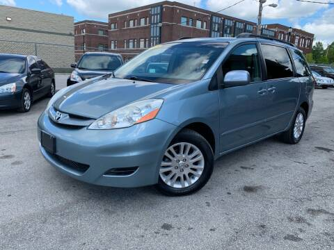 2008 Toyota Sienna for sale at Samuel's Auto Sales in Indianapolis IN