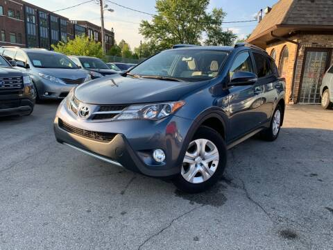 2013 Toyota RAV4 for sale at Samuel's Auto Sales in Indianapolis IN