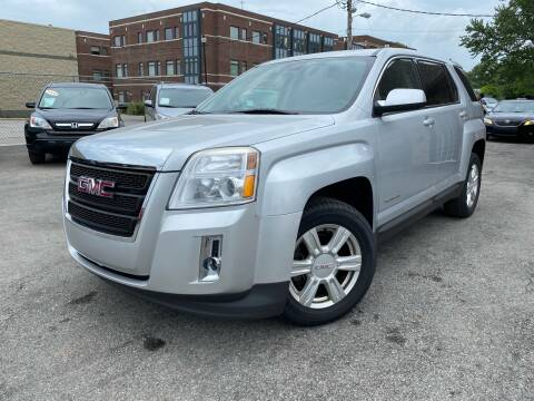 2015 GMC Terrain for sale at Samuel's Auto Sales in Indianapolis IN