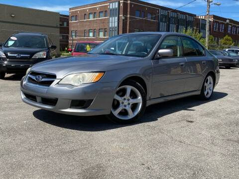 2009 Subaru Legacy for sale at Samuel's Auto Sales in Indianapolis IN