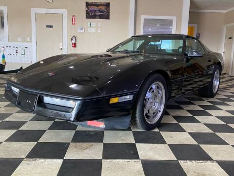 1990 Chevrolet Corvette for sale at Samuel's Auto Sales in Indianapolis IN