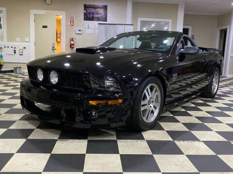 2007 Ford Mustang for sale at Samuel's Auto Sales in Indianapolis IN