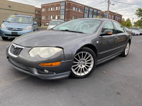 2003 Chrysler 300M for sale at Samuel's Auto Sales in Indianapolis IN