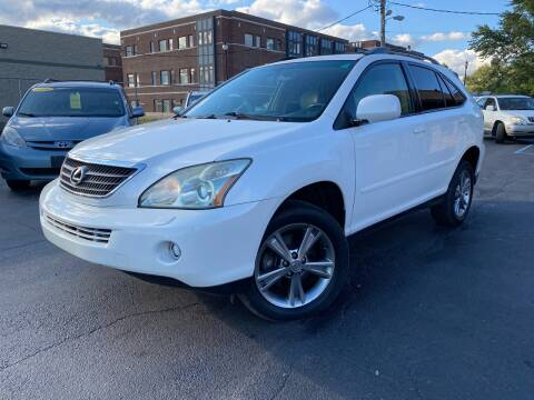 2006 Lexus RX 400h for sale at Samuel's Auto Sales in Indianapolis IN