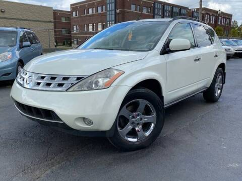2004 Nissan Murano for sale at Samuel's Auto Sales in Indianapolis IN