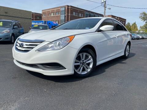 2014 Hyundai Sonata for sale at Samuel's Auto Sales in Indianapolis IN