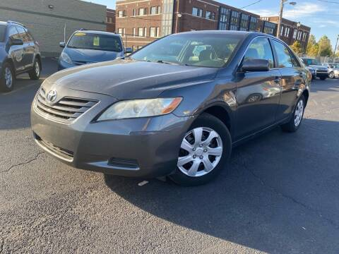 2009 Toyota Camry for sale at Samuel's Auto Sales in Indianapolis IN