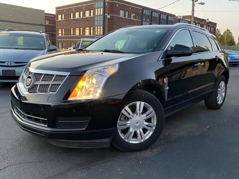 2010 Cadillac SRX for sale at Samuel's Auto Sales in Indianapolis IN