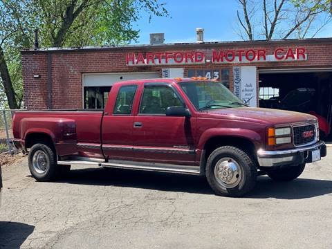 1995 GMC Sierra 3500 for sale in Hartford, CT