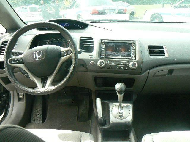 2011 Honda Civic EX 4dr Sedan 5A w/Navi - Hartford CT