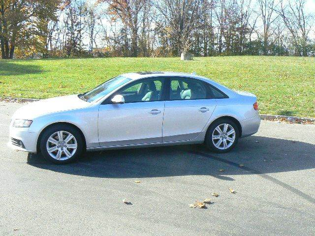 2011 Audi A4 2.0T quattro Premium AWD 4dr Sedan 6A - Hartford CT
