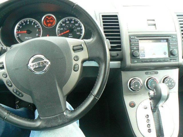 2012 Nissan Sentra 2.0 SR 4dr Sedan - Hartford CT