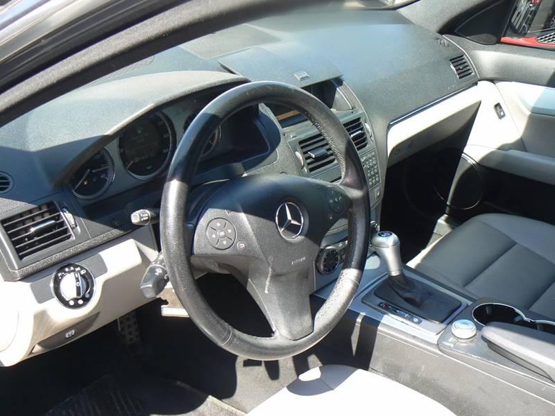 2008 Mercedes-Benz C-Class AWD C 300 Sport 4MATIC 4dr Sedan - Hartford CT