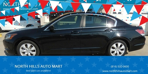 2008 Honda Accord for sale in Smithville, MO