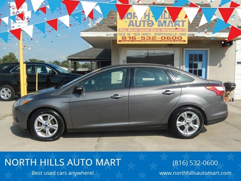 2014 Ford Focus for sale in Smithville, MO