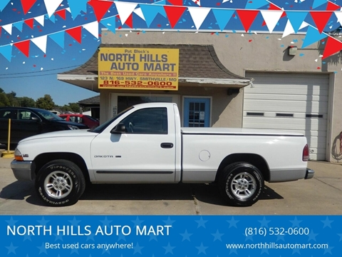 1997 Dodge Dakota for sale in Smithville, MO