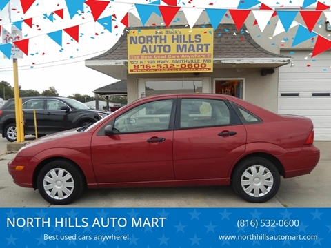 2005 Ford Focus for sale in Smithville, MO