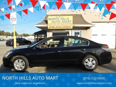 2010 Nissan Altima for sale in Smithville, MO