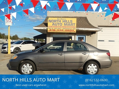 2003 Toyota Corolla for sale in Smithville, MO