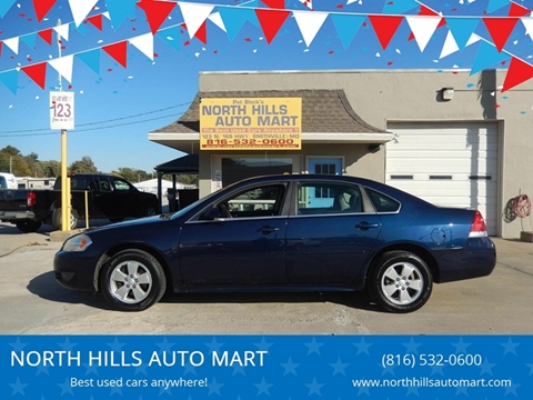 2011 Chevrolet Impala for sale in Smithville, MO