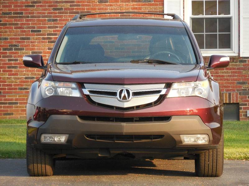 2007 Acura MDX SH-AWD 4dr SUV w/Technology and Entertainment Package - Hanover PA