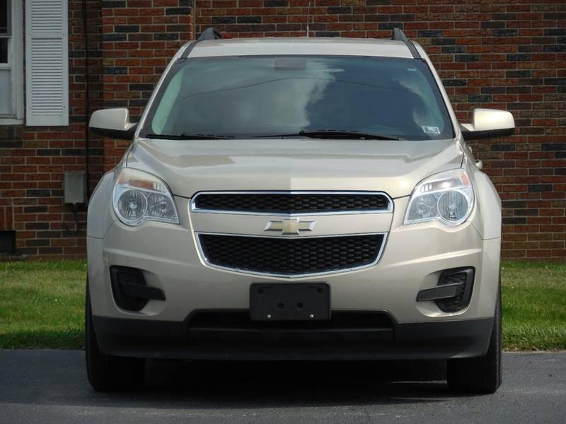 2011 Chevrolet Equinox AWD LT 4dr SUV w/1LT - Hanover PA