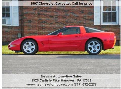 Nevins Automotive Sales Used Cars Hanover PA Dealer - Car show hanover pa