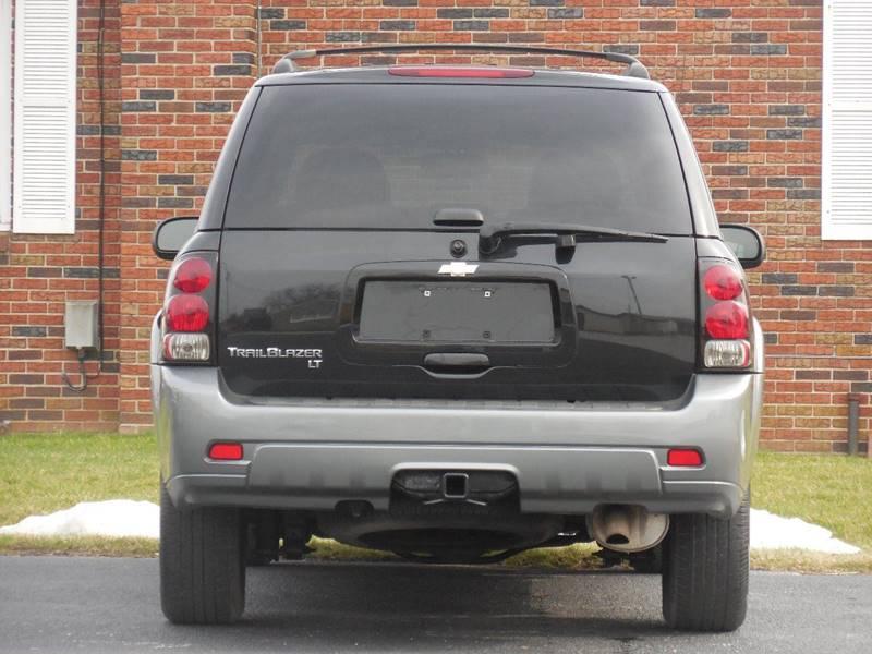 2009 Chevrolet TrailBlazer 4x4 LT1 4dr SUV - Hanover PA