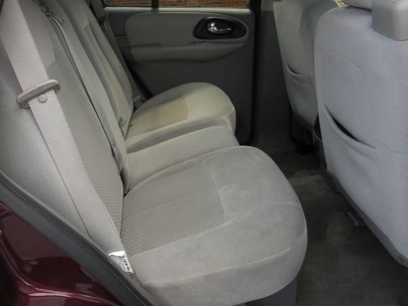 2007 Chevrolet TrailBlazer LS 4dr SUV 4WD - Hanover PA