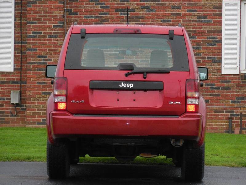 2008 Jeep Liberty 4x4 Sport 4dr SUV - Hanover PA