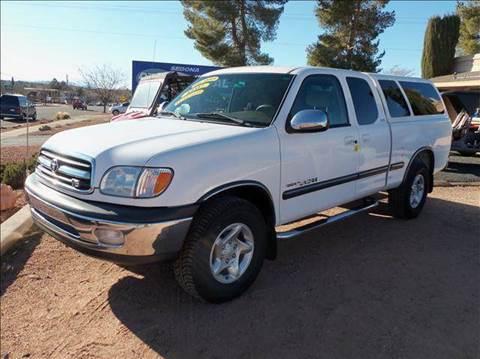 2000 Toyota Tundra for sale at Sedona Motors in Sedona AZ