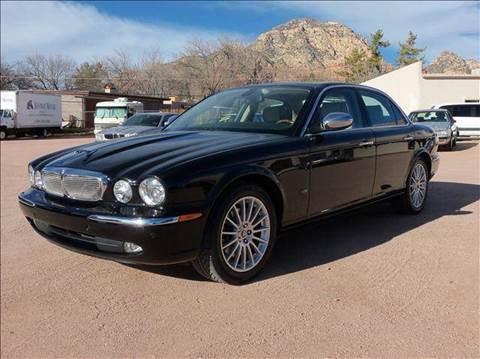 2007 Jaguar XJ for sale at Sedona Motors in Sedona AZ