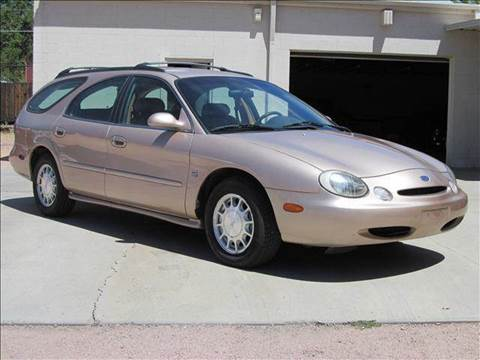 1997 Ford Taurus for sale at Sedona Motors in Sedona AZ