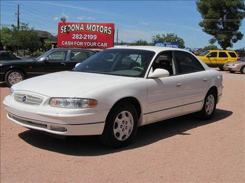 2003 Buick Regal for sale at Sedona Motors in Sedona AZ