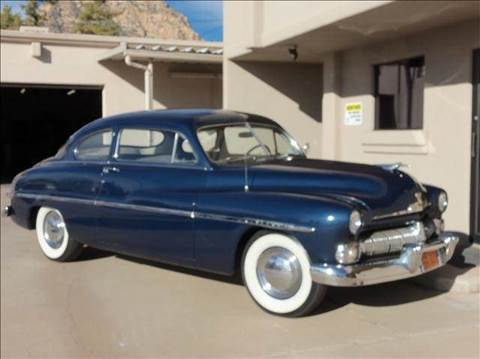 1950 Mercury Monterey for sale at Sedona Motors in Sedona AZ