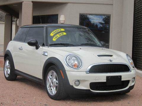 2008 MINI Cooper for sale at Sedona Motors in Sedona AZ